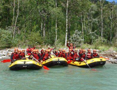 vodacky-zajezd-rafting-v-rakoousku-Isel-4