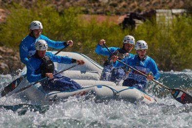 Mistři světa v raftingu - Argentina 2018