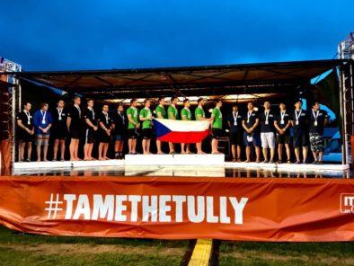 AC rafting team Bula mistry světa v raftingu 2019